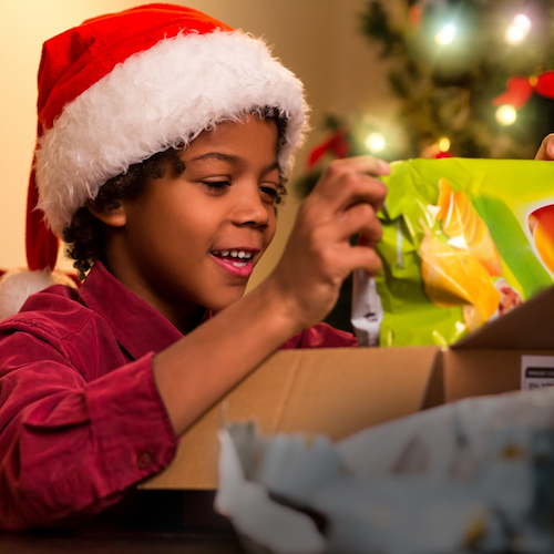 iStorage Partners with Toys for Tots